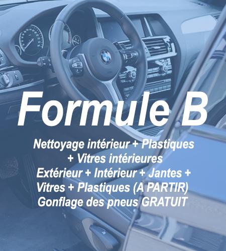 Formule B - 1 - Lavageauto.net