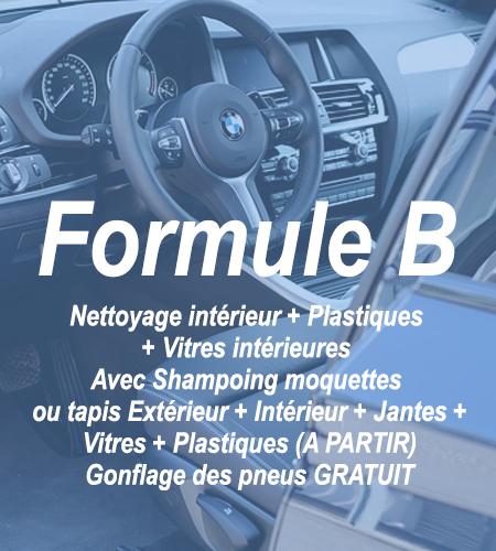 Formule B - 2 - Lavageauto.net