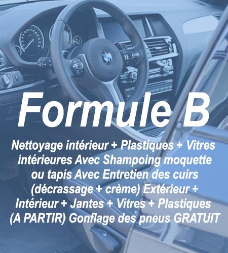 Formule B - 3 - Lavageauto.net