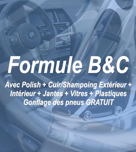 Formule B&C - Lavageauto.net