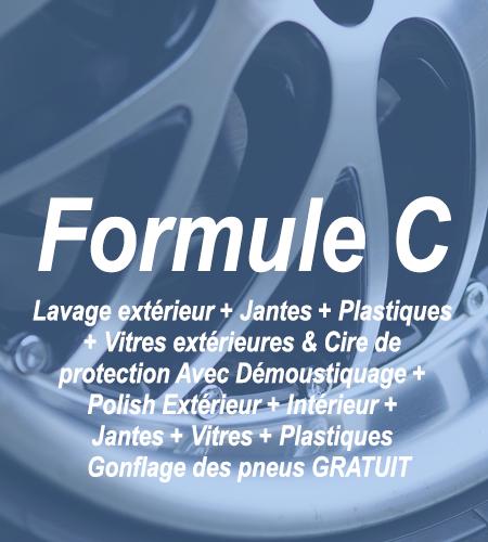 Formule C - 3 - Lavageauto.net