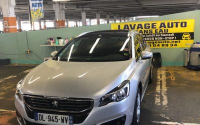Lavage extérieur Peugeot -Lavageauto.net